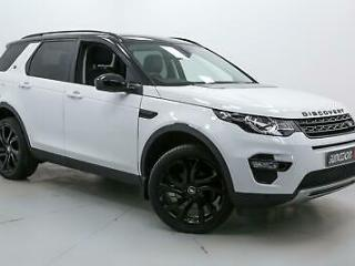 Land Rover Discovery Sport Sd4 Hse 2.2 Diesel Automatic 5dr Estate