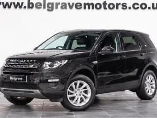 Land Rover Discovery Sport TD4 SE TECH 7 SEATER LEATHER HEATED SEATS 53+ MPG