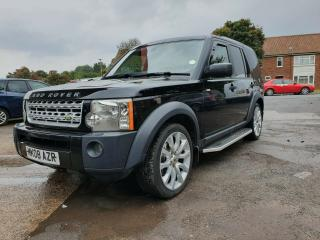 Land Rover Discovery TDV6 7 seater