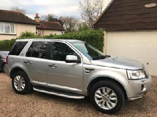 Land Rover Freelander 2 2.2Sd4 auto 2012MY HSE