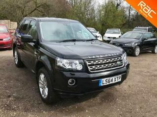 Land Rover Freelander 2 2.2Td4 150bhp 4X4 2014 SE,75.000 MILES FULL LEATHER
