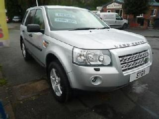 Land Rover Freelander 2 2.2Td4 2007MY GS