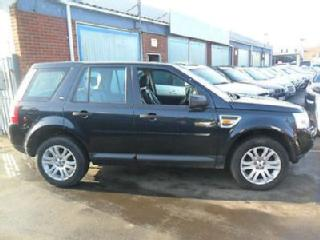 Land Rover Freelander 2 2.2Td4 2007MY HSE Black