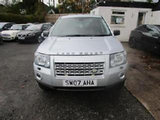Land Rover Freelander 2 2.2Td4 2007MY XS