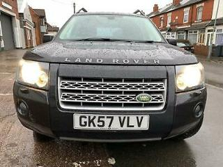 Land Rover Freelander 2 2.2Td4 auto 2007MY GS, Full Service History, HPI Clear