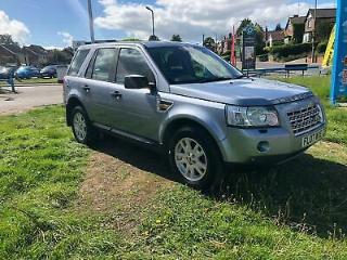 Land Rover Freelander 2 2.2Td4 auto 2007MY XS