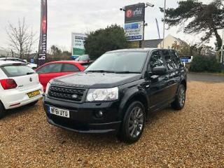 Land Rover Freelander 2.2 Sd4 SPORT LE 4x4 5dr Automatic