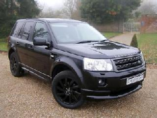 LAND ROVER FREELANDER 2 SPORT LE HST DYNAMIC NAV LEATHER AUTO 190 BHP SD4