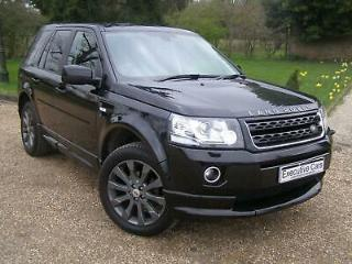 LAND ROVER FREELANDER 4x4 DYNAMIC SD4 LEATHER AUTO PAN ROOF MEMORY SEATS 4WD