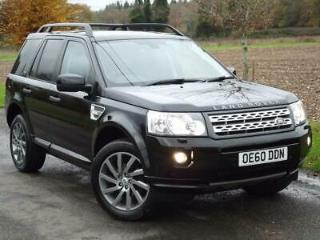Land Rover Freelander SD4 HSE PRIVACY GLASS 190BHP