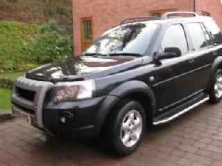 LAND ROVER FREELANDER TD4 ADVENTURER 2005