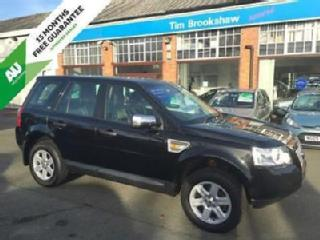 Land Rover Freelander TD4 S Alloys, Electric Windows, Air Conditioning