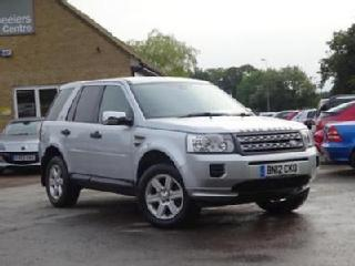 Land Rover Freelander Td4 S Estate 2.2 Automatic Diesel