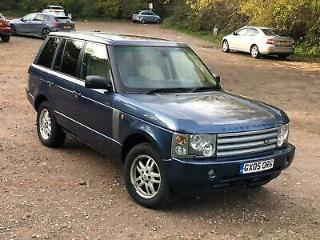 Land Rover Range Rover 3.0 Td6 auto 2005 Vogue only £3995