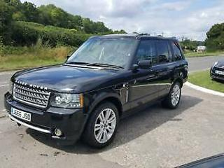 Land Rover Range Rover 3.0 Td6 auto 2005MY Vogue