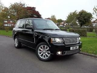 LAND ROVER RANGE ROVER 3.6 TDV8 VOGUE AUTOMATIC FACELIFT + AUTOBIOGRAPHY