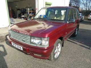 Land Rover Range Rover 4.0 V8 auto Bordeaux ONE OF ONLY 100 MADE