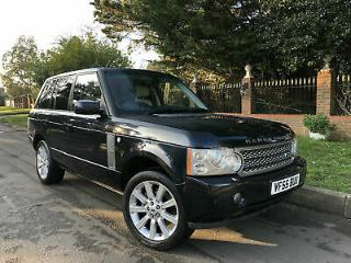 Land Rover Range Rover 4.2 V8 auto 2005 55 Supercharged Vogue SE
