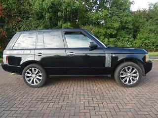 LAND ROVER RANGE ROVER 4.2 V8 SUPERCHARGED 2006 LOW ROAD TAX BRACKET