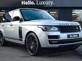 Land Rover Range Rover 4.4 SD V8 Autobiography *BLACK PACK + GLASS ROOF