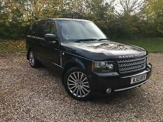 Land Rover Range Rover 4.4TD 308bhp 4X4 Auto 2012MY Westminster