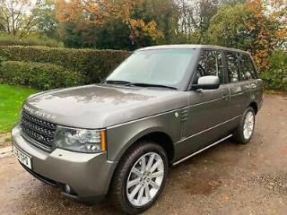 Land Rover Range Rover 4.4TD V8 Vogue Automatic