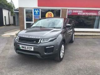 Land Rover Range Rover Evoque 2.0 eD4 SE TECH