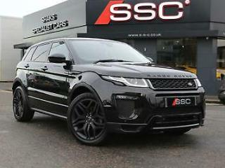 Land Rover Range Rover Evoque 2.0 TD4 HSE Dynamic Auto 4WD s/s 5dr