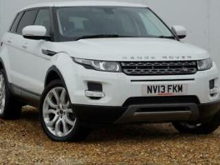 Land Rover Range Rover Evoque 2.2 SD4 12 Pure 4WD SAT NAV MERIDIAN SOUND SYSTEM