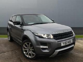 Land Rover Range Rover Evoque 2.2 SD4 Dynamic 5dr Auto [9] [Lux Pack]