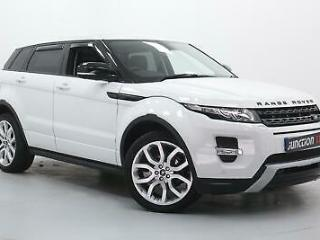Land Rover Range Rover Evoque Sd4 Dynamic Lux 2.2 Diesel Automatic 5dr