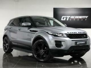 Land Rover Range Rover Evoque SD4 PURE 5.9% APR FINANCE OFFER