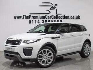 Land Rover Range Rover Evoque TD4 HSE DYNAMIC LUX PAN ROOF SAT NAV HEATED LEATHE