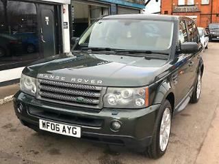 Land Rover Range Rover Sport 2.7TD V6 auto 2006MY HSE