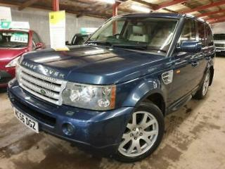 Land Rover Range Rover Sport 2.7TDV6 HSE+FREE 15 MONTH WARRANTY