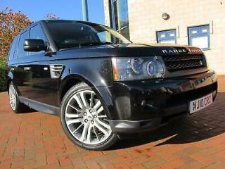 Land Rover Range Rover Sport 3.0 TD V6 SE 2010 / Great Price Finance Here 4U