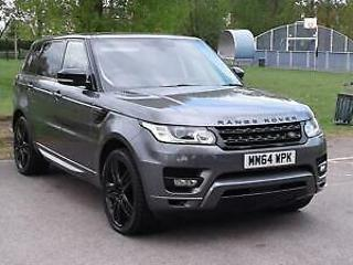 Land Rover Range Rover Sport 3.0 TDV6 FULL AUTOBIOGRAPHY BODYKIT/22 ALLOYS