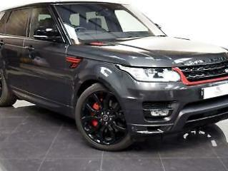 Land Rover Range Rover Sport 3.0SD V6 306bhp 4WD * STEALTH PACK