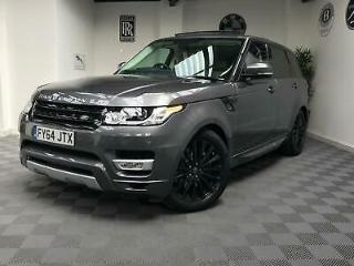 Land Rover Range Rover Sport 3.0SD V6 7 SEATER Auto 2014.5 HSE PAN ROOF