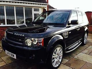 Land Rover Range Rover Sport 3.0TD V6 auto HSE
