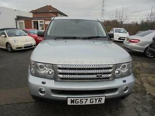 Land Rover Range Rover Sport 4.2 V8 Supercharged auto 2007MY HSE