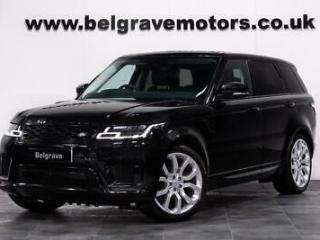 Land Rover Range Rover Sport SDV6 AUTOBIOGRAPHY DYNAMIC 7 SEATS PAN ROOF 22 ALL