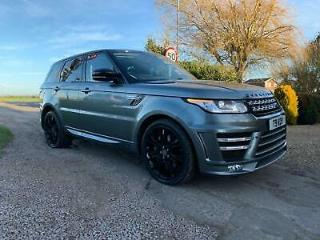 Used Land Rover Range Rover Sport cars in Spalding