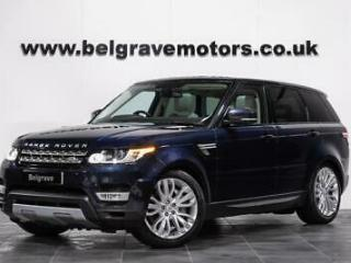 Land Rover Range Rover Sport SDV6 HSE PAN ROOF 7 SEATS 21 AUTOBIOGRAPHY ALLOYS