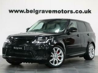 Land Rover Range Rover Sport SDV8 AUTOBIOGRAPHY DYNAMIC 22 ALLOYS PAN ROOF 360