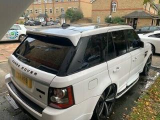 Land Rover Range Rover Sport with 2010 Facelift Conversion Kit