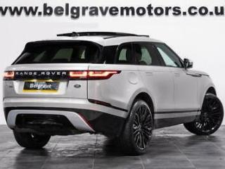Land Rover Range Rover Velar D180 PANORAMIC SUNROOF FULL LEATHER PRIVACY 22 HAW