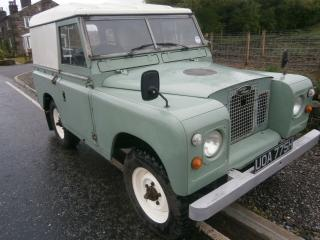 Land Rover Series 11A 1970 14,800 miles Historic vehicle USA?