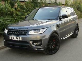 Land RoverSport 3.0SD V6 306bhp 4WD s/s Auto AUTOBIOGRAPHY 2015 15