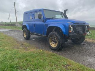 Landrover Cummins Defender 100